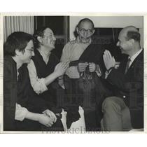 1962 Press Photo Tibetans in Washington State - fux00248
