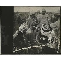 1932 Press Photo Scene During World War I - fux00384
