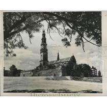 1939 Press Photo Architecture Poland - fux00436