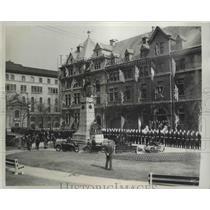 1939 Press Photo Poland Architecture - fux00445