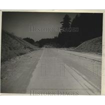 1937 Press Photo Washington Highway US 99 - fux00461