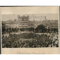 1918 Press Photo The French Holiday--President Wilson - ned90785