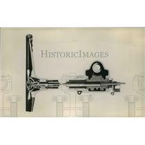 1920 Press Photo Steering Gear of Oldsmobile Six - nef40330