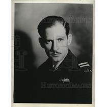 1945 Press Photo Captain J. Genovese, Pilot - nef53529