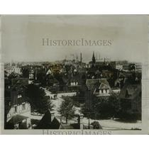 1922 Press Photo Essen, Germany - nef53924