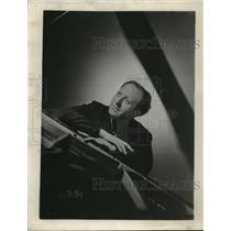 1919 Press Photo Erno Balogh, Pianist - nef55477
