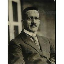1922 Press Photo Don Ricardo J Alfaro Panamanian Minister to the US - nep02194