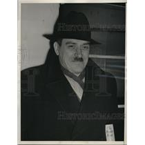 1938 Press Photo US Communist Part chief Earl Browder in NYC - nep00972