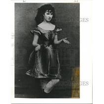 1989 Press Photo Excerpt Cecil Maston Book Oregon Theater History Annie Pixley