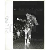 1985 Press Photo Dr Red Roberts - fux00880