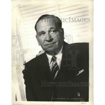 """1947 Press Photo Actor Wallace Beery in """"The Mighty McGurk"""" - fux01267"""