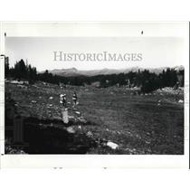 1986 Press Photo Montana - cva21750