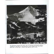 Press Photo Shoshone Condo Hotel & Yellowstone Conference Center  - fux01023