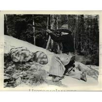 1938 Press Photo Cowboys - nef45906