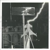 1979 Press Photo Wendover Air Force Utah Lightning Base