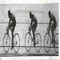 1969 Press Photo Northbrook Martha Jack Ridge Cycle