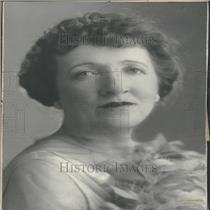 1934 Press Photo Denver Music School Founder Lamont