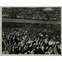 Press Photo Group Resents Hitler's Invasion of Poland at Ashland Auditorium
