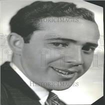 1935 Press Photo Igor Gorin Austrian Opera Singer