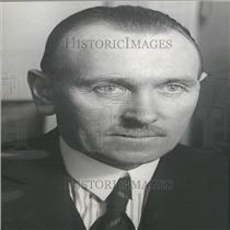 1929 Press Photo Michael Mac White Irish Minister