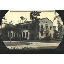 1940 Press Photo a mansion in Bay Pines, Florida