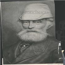 1918 Press Photo Founder of Krupp Works Herr Krupp