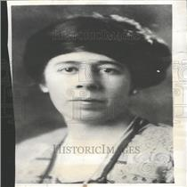 1929 Press Photo Movie Czar Hayes Files For Divorce