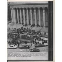1927 Press Photo U.S. Court House Manhattan's Foley Squ