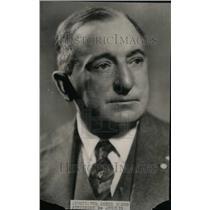 1928 Press Photo Jefferson De Angelis Opera Actor