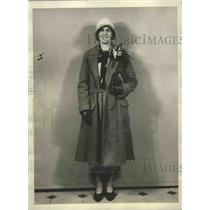 1930 Press Photo Maureen Circuit Metropolitan Woman Golf Champion - sbs00323