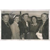 1954 Press Photo State & National Republican Women