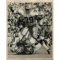 Press Photo New Orleans Saints- Saints in action on the field. - noa05645