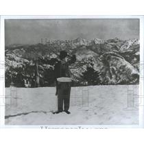1986 Press Photo of 1924 Photo Charlie Chaplin/Actor