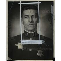 1925 Press Photo Captain John Savage - cvb14841