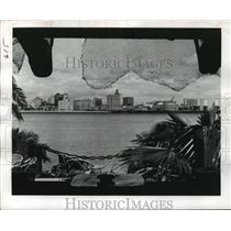 1964 Press Photo Long Beach, California Skyline - ftx01427