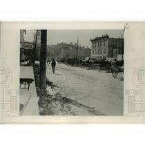 1850 Press Photo Madison, Wisconsin, Washington Avenue, Historic - mjx24742