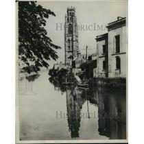 1930 Press Photo Boston Stump, Lincolnshire, England - ftx01095