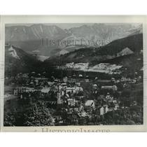 1939 Press Photo Poland Aerial View - ftx01346