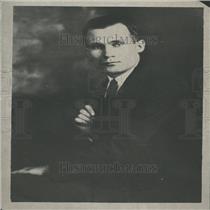 1925 Press Photo Paul McGee Chief Radio William Expel