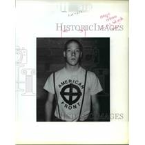 1990 Press Photo David Richard Lindley was found dead. - ora54002