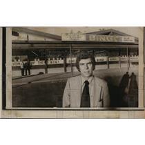 1976 Press Photo Former Washington Secretary Of State A Ludlow Kramer