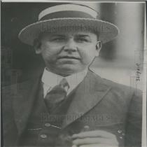 1929 Photo Mexican Insurrector Adolpho De La Huerta