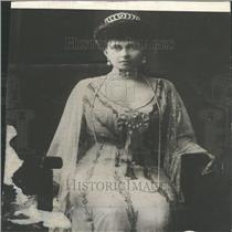 1916 Press Photo Queen Sophia Greece - RRY24361