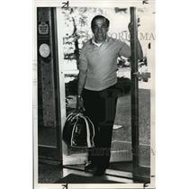 1978 Press Photo Marty Piraino Touring Pro Bowler Beaverton Valley Lanes Open
