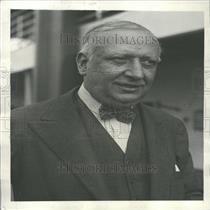1930 Press Photo Dr. Don Manuel Malbran Argentina