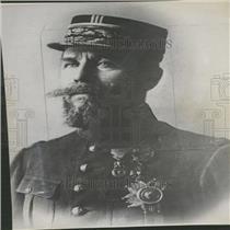 1923 Press Photo Gen H J E Gouraud - RRY28751