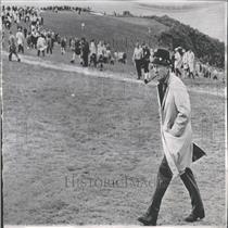 1965 Press Photo Bing Crosby Pebble Beach California