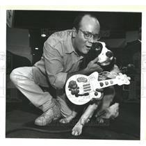 1995 Press Photo Bayside Expo Dog Show