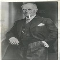 1950 Press Photo Gustav Krupp von Bohlem und Halbach