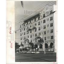 1967 Press Photo The Ponce de Leon Hotel